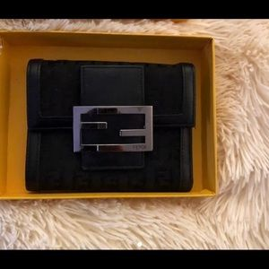 Fendi Wallet. Never used in box